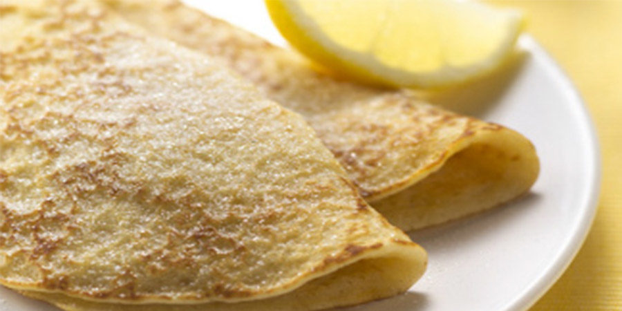 Brazen Sugar Pancakes